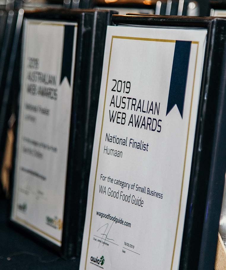 How To Enter The Australian Web Awards